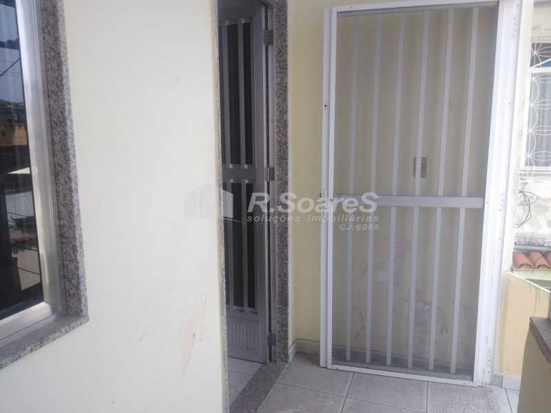3 - Casa 2 quartos para alugar Rio de Janeiro,RJ - R$ 1.250 - JCCA20022 - 4
