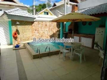 FOTO14 - Casa em Condomínio 5 quartos à venda Rio de Janeiro,RJ - R$ 880.000 - TQCN50002 - 15