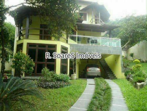 FOTO1 - Casa 4 quartos à venda Rio de Janeiro,RJ - R$ 900.000 - VX40017 - 1