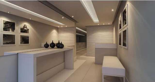 00 - Apartamento a venda Rua Dona Claudina,Rio de Janeiro,RJ - R$ 460.418 - TQAP20005 - 1