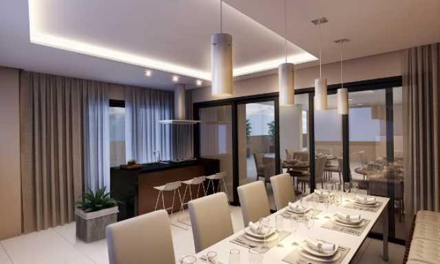 01 - Apartamento a venda Rua Dona Claudina,Rio de Janeiro,RJ - R$ 460.418 - TQAP20005 - 3