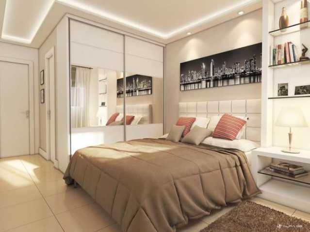 01 - Apartamento a venda Avenida Alberico Dinis,Rio de Janeiro,RJ - R$ 457.000 - TQAP30001 - 3