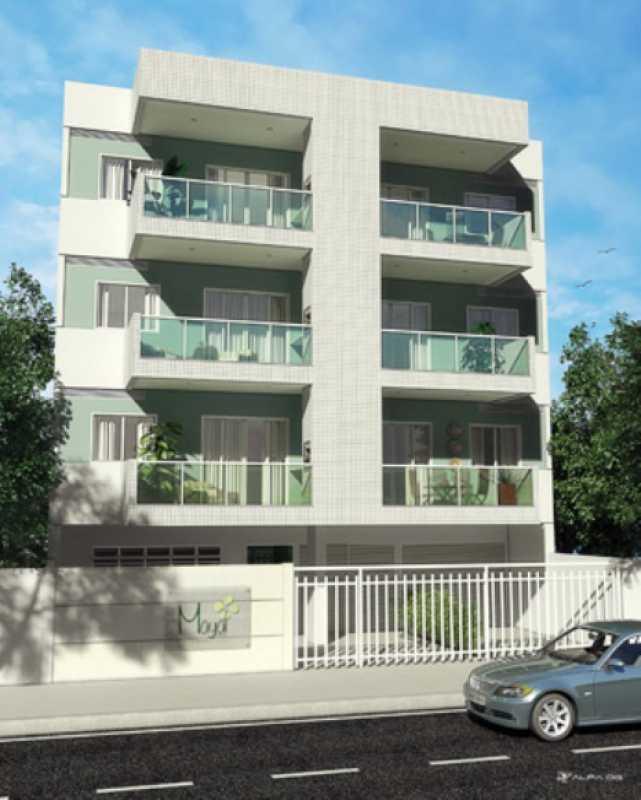 03 - Apartamento a venda Avenida Alberico Dinis,Rio de Janeiro,RJ - R$ 457.000 - TQAP30001 - 5