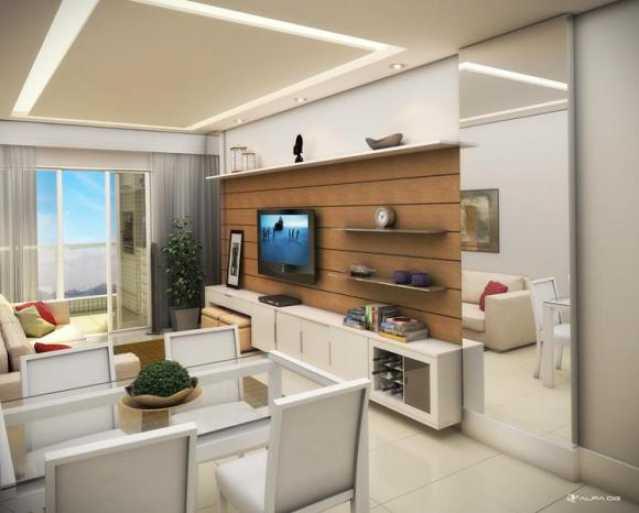 00 - Apartamento a venda Avenida Alberico Dinis,Rio de Janeiro,RJ - R$ 499.400 - TQAP30004 - 1
