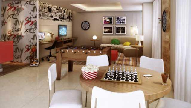 Jogos - Apartamento a venda Avenida dos Mananciais,Rio de Janeiro,RJ - R$ 455.000 - TQAP30005 - 7