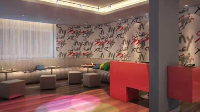 lounge juvenil - Apartamento a venda Avenida dos Mananciais,Rio de Janeiro,RJ - R$ 455.000 - TQAP30005 - 8