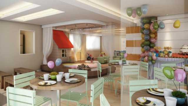 Salão de festas infantil - Apartamento a venda Avenida dos Mananciais,Rio de Janeiro,RJ - R$ 455.000 - TQAP30005 - 10