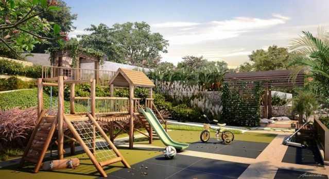 02 - Apartamento a venda Avenida São Guilherme de Norwich,Rio de Janeiro,RJ - R$ 519.839 - TQAP20014 - 4