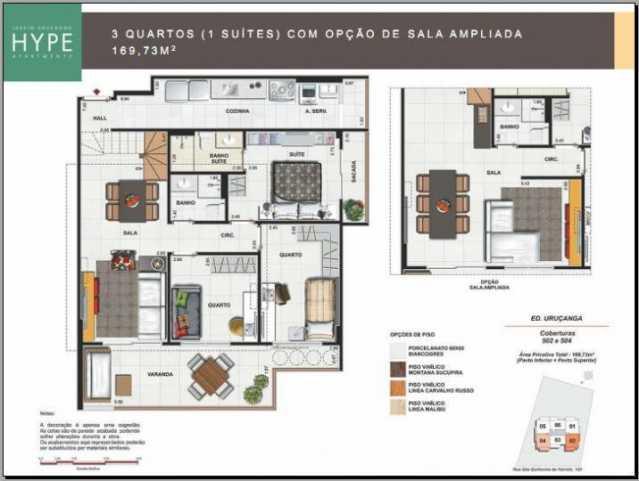 09 - Apartamento a venda Avenida São Guilherme de Norwich,Rio de Janeiro,RJ - R$ 519.839 - TQAP20014 - 11