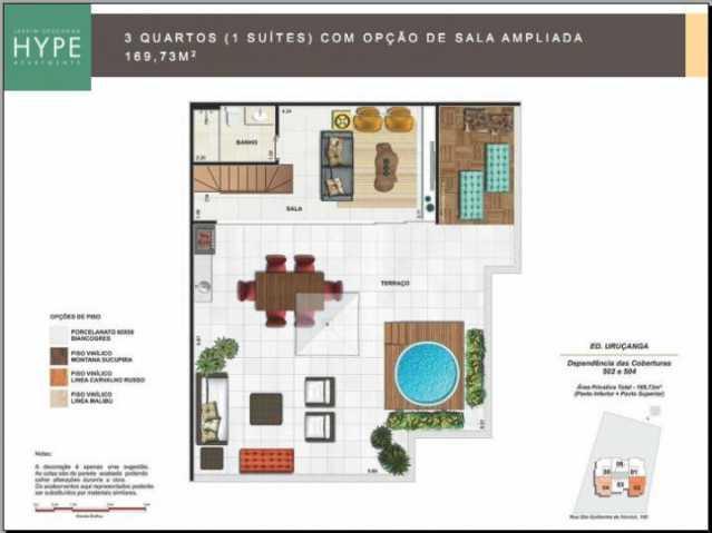 10 - Apartamento a venda Avenida São Guilherme de Norwich,Rio de Janeiro,RJ - R$ 519.839 - TQAP20014 - 12