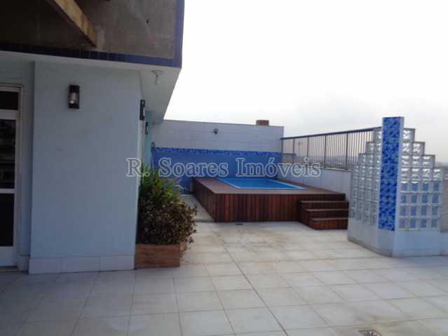 23 - Cobertura 4 quartos à venda Rio de Janeiro,RJ - R$ 850.000 - VVCO40002 - 23