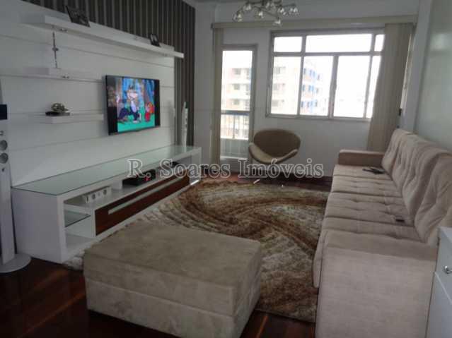 01 - Cobertura 4 quartos à venda Rio de Janeiro,RJ - R$ 850.000 - VVCO40002 - 3