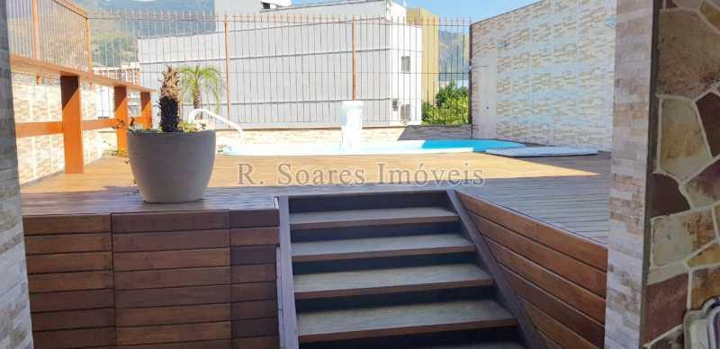 2019-08-07 at 9 - Casa 4 quartos à venda Rio de Janeiro,RJ - R$ 1.370.000 - JCCA40003 - 30