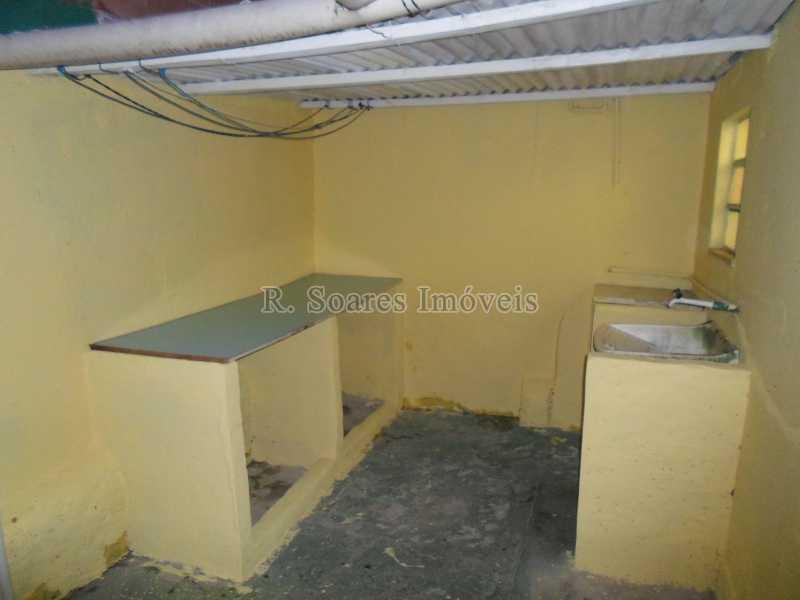 SAM_2255 - Casa de Vila 1 quarto para alugar Rio de Janeiro,RJ - R$ 650 - JCCV10003 - 1
