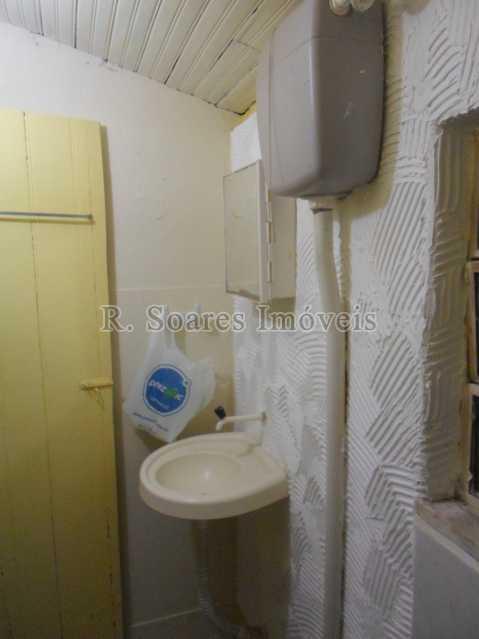 SAM_2259 - Casa de Vila 1 quarto para alugar Rio de Janeiro,RJ - R$ 650 - JCCV10003 - 6