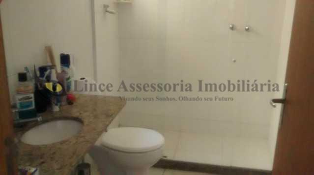 banheiro social 1.2 - Casa Andaraí,Norte,Rio de Janeiro,RJ À Venda,3 Quartos,130m² - TACA30046 - 12