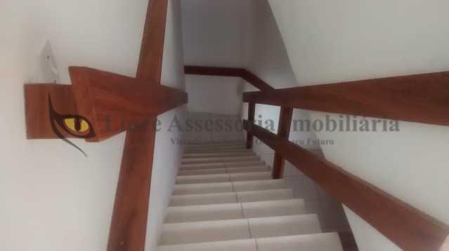 escada - Casa Andaraí,Norte,Rio de Janeiro,RJ À Venda,3 Quartos,130m² - TACA30046 - 20