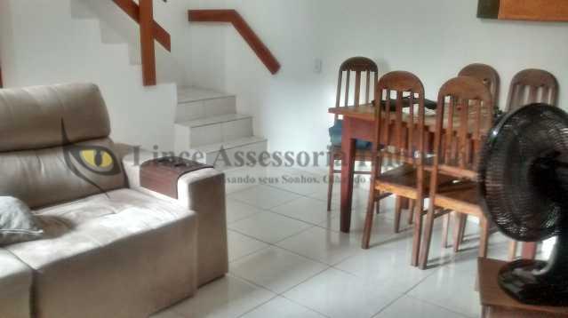 sala 1  - Casa Andaraí,Norte,Rio de Janeiro,RJ À Venda,3 Quartos,130m² - TACA30046 - 4