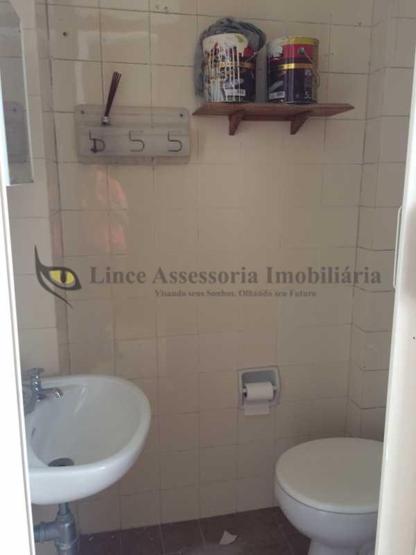 IMG_Wc empregada - Apartamento Andaraí, Norte,Rio de Janeiro, RJ À Venda, 1 Quarto, 57m² - PAAP10157 - 18