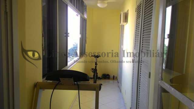Varanda.1.1 - Apartamento 3 quartos à venda Tijuca, Norte,Rio de Janeiro - R$ 750.000 - PAAP30535 - 6