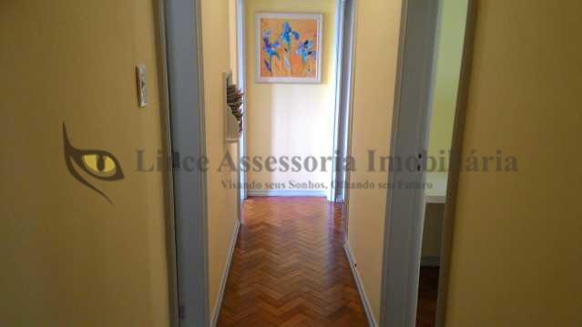 Ciculação.1.1 - Apartamento 3 quartos à venda Tijuca, Norte,Rio de Janeiro - R$ 750.000 - PAAP30535 - 14