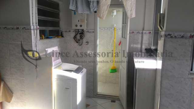 Area Serviço.1.2 2 - Apartamento 3 quartos à venda Tijuca, Norte,Rio de Janeiro - R$ 750.000 - PAAP30535 - 21