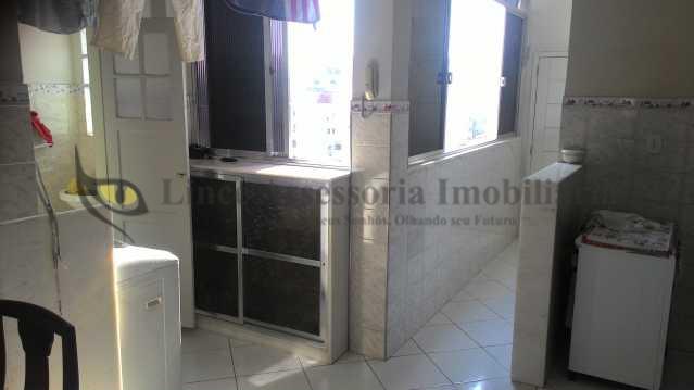 Area Serviço.1.2 - Apartamento 3 quartos à venda Tijuca, Norte,Rio de Janeiro - R$ 750.000 - PAAP30535 - 22