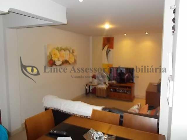 Sala1 - Apartamento Botafogo, Sul,Rio de Janeiro, RJ À Venda, 3 Quartos, 72m² - IAAP30517 - 3