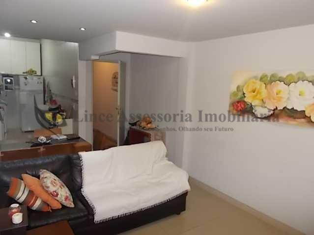 Sala1. - Apartamento Botafogo, Sul,Rio de Janeiro, RJ À Venda, 3 Quartos, 72m² - IAAP30517 - 5