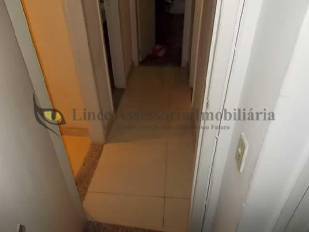 Corredor, - Apartamento Botafogo, Sul,Rio de Janeiro, RJ À Venda, 3 Quartos, 72m² - IAAP30517 - 7