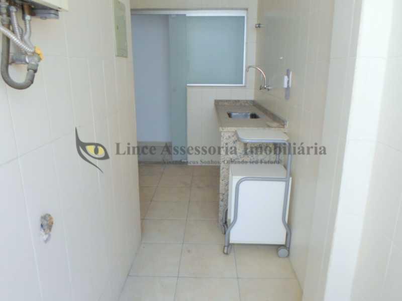 área de serviço 1 - Cobertura Tijuca,Norte,Rio de Janeiro,RJ À Venda,3 Quartos,167m² - TACO30063 - 15