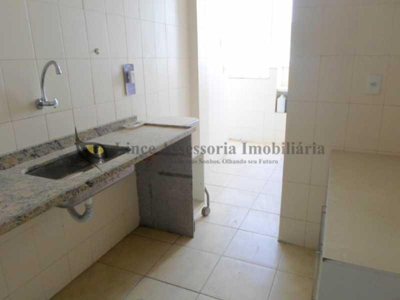 cozinha 1 - Cobertura Tijuca,Norte,Rio de Janeiro,RJ À Venda,3 Quartos,167m² - TACO30063 - 14