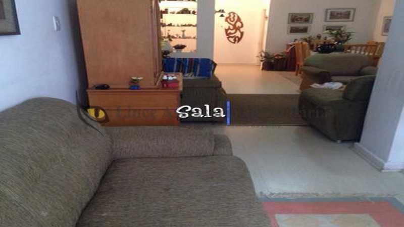 1 - Sala  1 - Apartamento 3 quartos à venda Leme, Sul,Rio de Janeiro - R$ 1.050.000 - IAAP30530 - 1