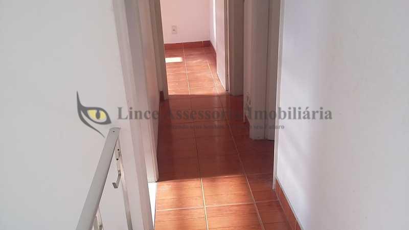 corredor - Casa de Vila 3 quartos à venda Tijuca, Norte,Rio de Janeiro - R$ 440.000 - ADCV30015 - 13