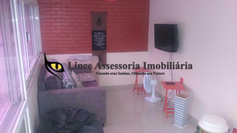 sala 7 - Cobertura Tijuca,Norte,Rio de Janeiro,RJ À Venda,2 Quartos,120m² - PACO20033 - 7