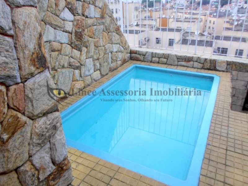 piscina terraço 1.2 - Cobertura Cachambi,Norte,Rio de Janeiro,RJ À Venda,2 Quartos,126m² - TACO20029 - 21