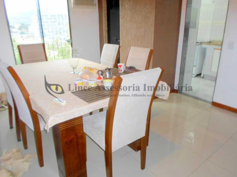 sala 1 - Cobertura Cachambi,Norte,Rio de Janeiro,RJ À Venda,2 Quartos,126m² - TACO20029 - 1