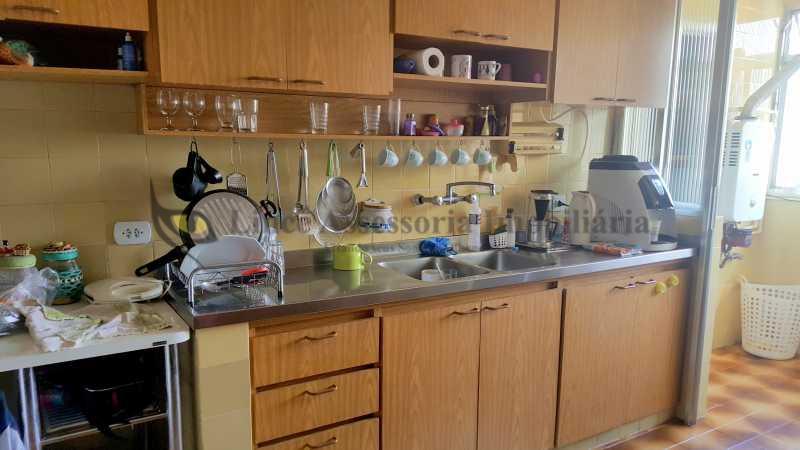 Cozinha 1.1 - Cobertura Vila Isabel, Norte,Rio de Janeiro, RJ À Venda, 3 Quartos, 113m² - TACO30070 - 12