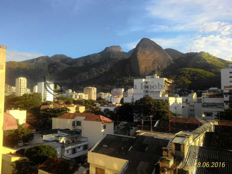 1 vista - Apartamento 3 quartos à venda Grajaú, Norte,Rio de Janeiro - R$ 650.000 - ADAP30354 - 1