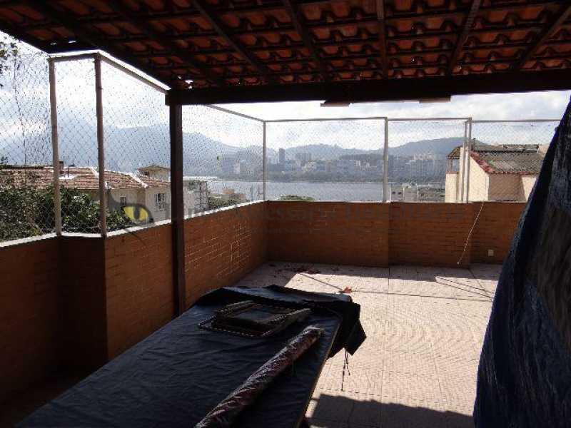 TERAÇO - Apartamento Urca, Sul,Rio de Janeiro, RJ À Venda, 3 Quartos, 155m² - IAAP30601 - 5