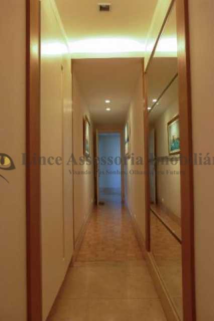 8 - CIRCULAÇÃO - Apartamento 4 quartos à venda Lagoa, Sul,Rio de Janeiro - R$ 4.500.000 - IAAP40082 - 9