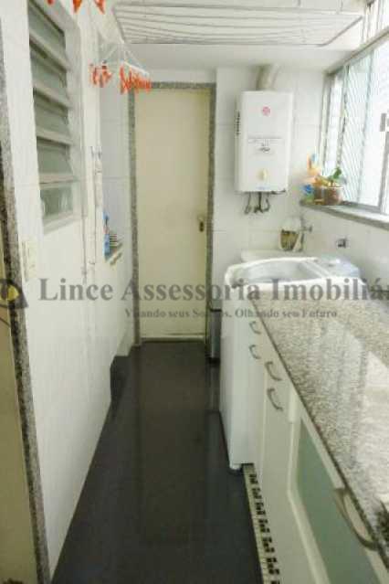 19 - ÁREA - Apartamento 4 quartos à venda Lagoa, Sul,Rio de Janeiro - R$ 4.500.000 - IAAP40082 - 20