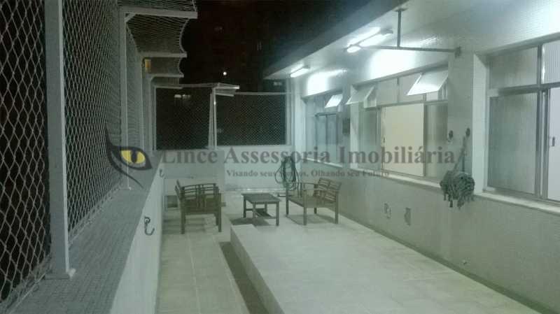 TERRAÇO 1  - Cobertura 4 quartos à venda Tijuca, Norte,Rio de Janeiro - R$ 750.000 - TACO40022 - 30