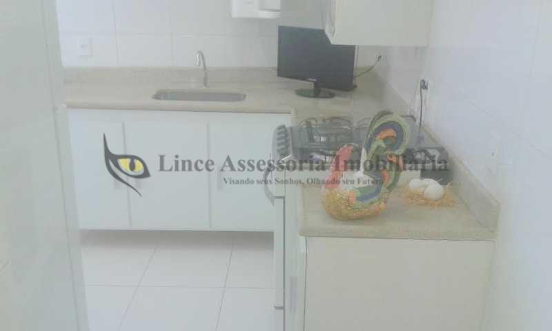 cozinha 1 - Apartamento 2 quartos à venda São Cristóvão, Norte,Rio de Janeiro - R$ 500.000 - TAAP20859 - 17