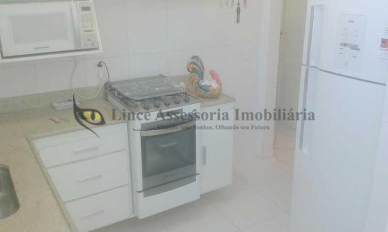 cozinha 1.1 - Apartamento 2 quartos à venda São Cristóvão, Norte,Rio de Janeiro - R$ 500.000 - TAAP20859 - 18