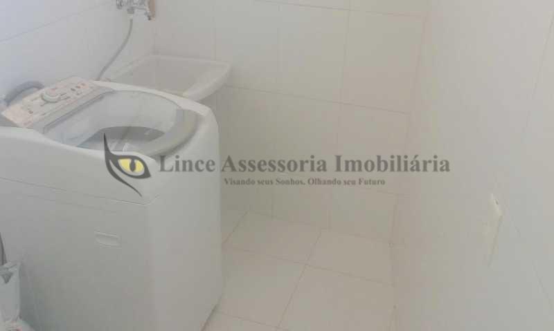 área de serviço 1 - Apartamento 2 quartos à venda São Cristóvão, Norte,Rio de Janeiro - R$ 500.000 - TAAP20859 - 21
