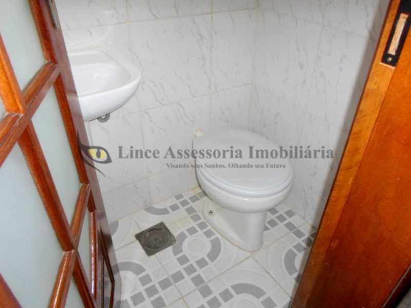 banheiro de empregada - Apartamento Rocha,Rio de Janeiro,RJ À Venda,2 Quartos,68m² - TAAP20885 - 18