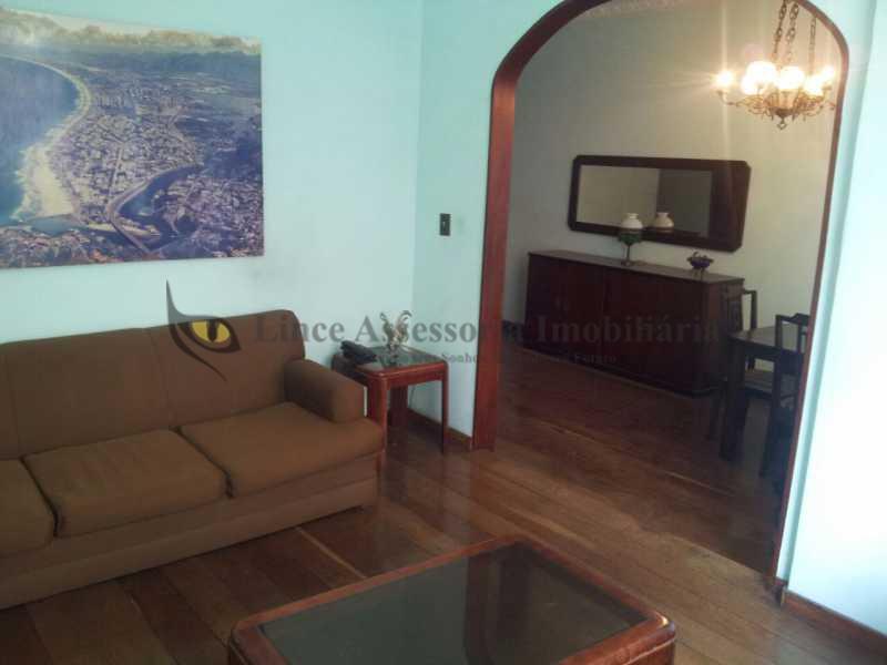 1 - Sala 3 - Apartamento 3 Quartos À Venda Laranjeiras, Sul,Rio de Janeiro - R$ 850.000 - IAAP30630 - 3