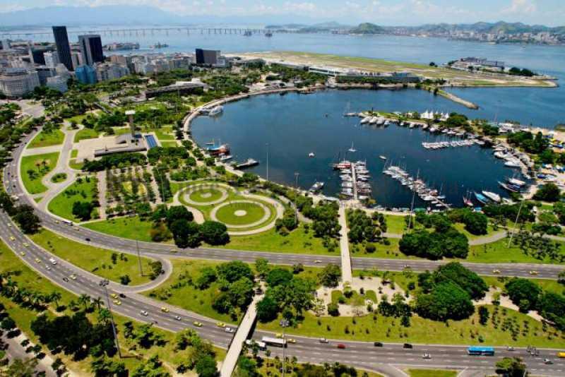 Aterro do Flamengo 2 - Apartamento 3 Quartos À Venda Laranjeiras, Sul,Rio de Janeiro - R$ 850.000 - IAAP30630 - 19