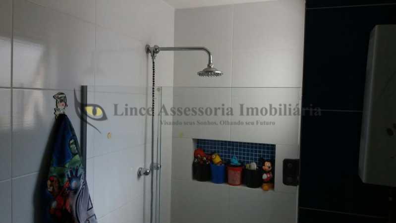 Banheiro social   - Cobertura Tijuca,Norte,Rio de Janeiro,RJ À Venda,2 Quartos,170m² - PACO20039 - 14